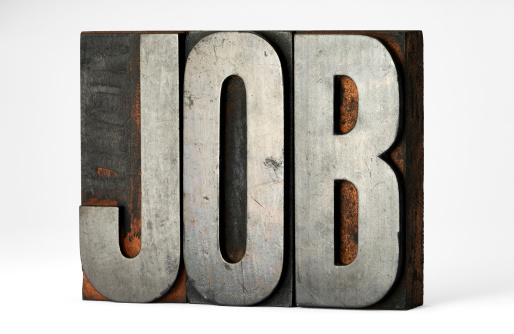jobs with the library