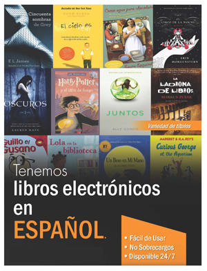 Atlantic county library system spanish language ebooks and eaudiobooks are now available in the atlantic county library systems overdrive ecollection the added titles cover a range of fandeluxe Ebook collections