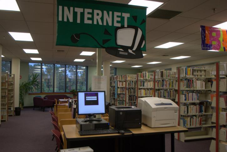 Internet sign and Printers