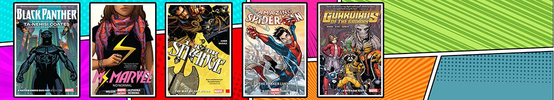 Marvel Comics in OverDrive