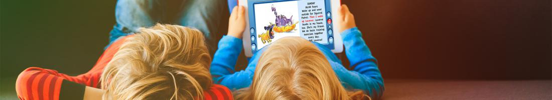 TumbleBooks Library: eBooks, Videos and Games for Kids